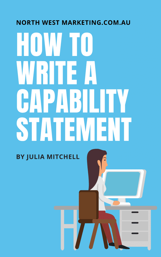 How To write A capability Statement